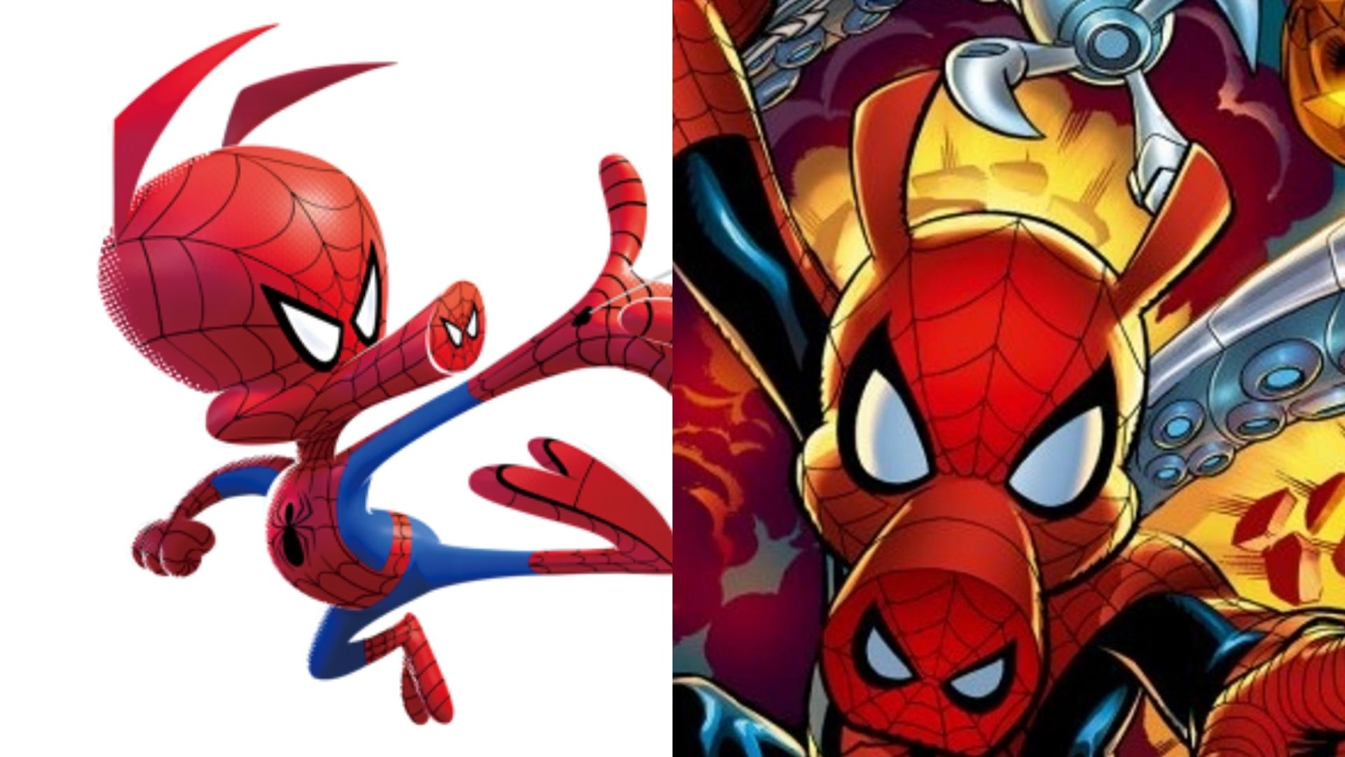 【スパイダーマン:スパイダーバース】スパイダーハムの強さ・能力について解説!【マーベル原作】
