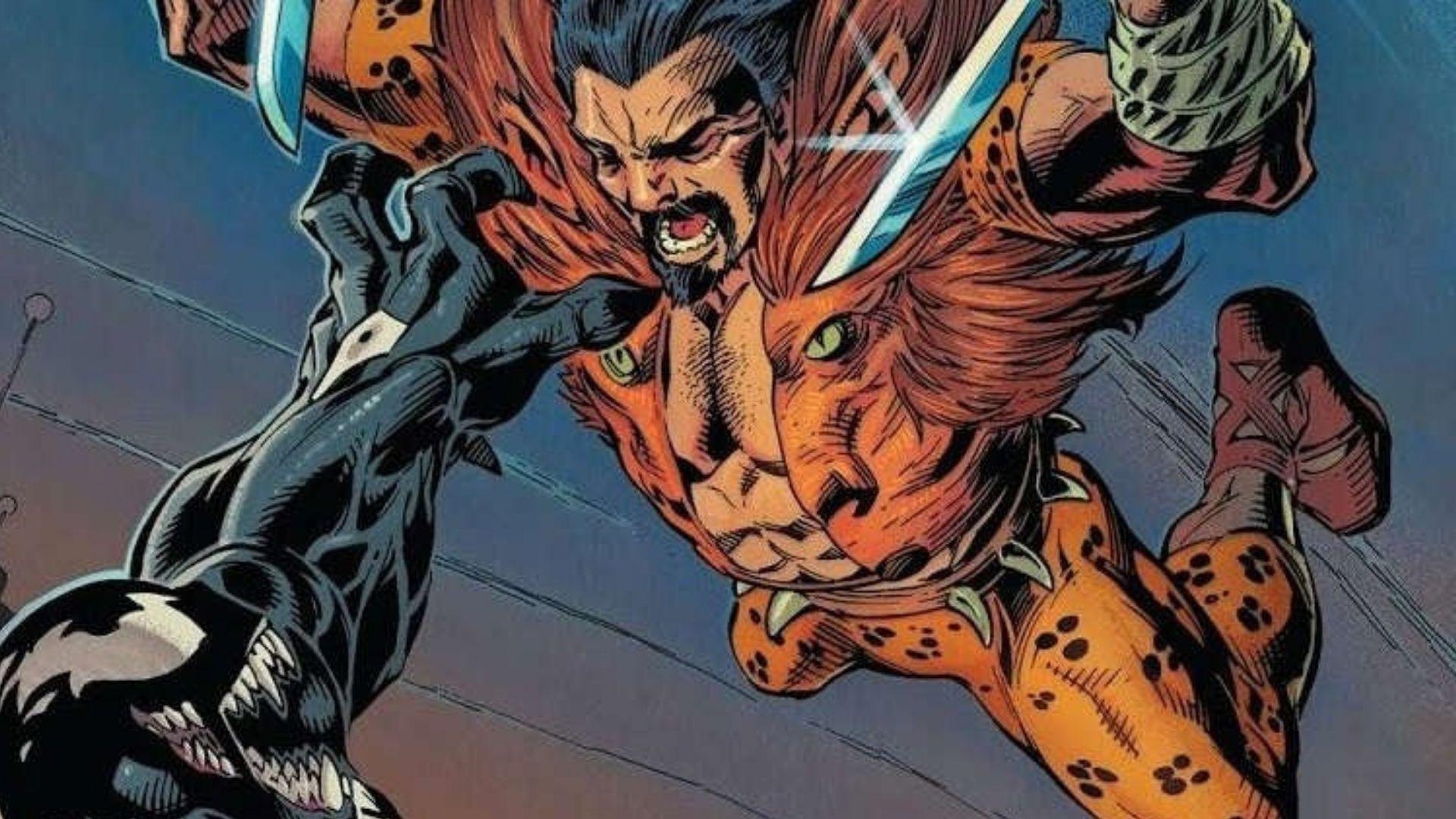 【スパイダーマン】クレイブン・ザ・ハンターの強さ・能力について解説!【マーベル原作】