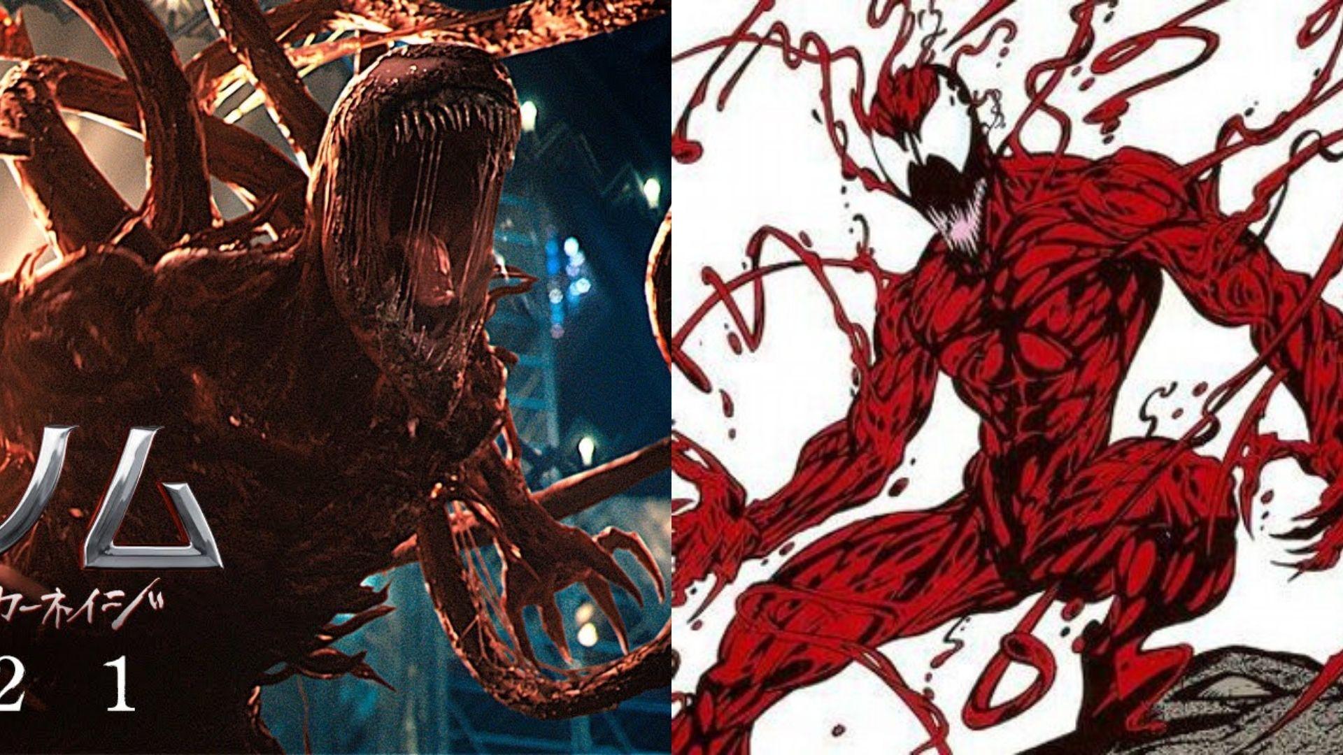 【スパイダーマン】カーネイジの強さ・能力について解説!【マーベル原作】