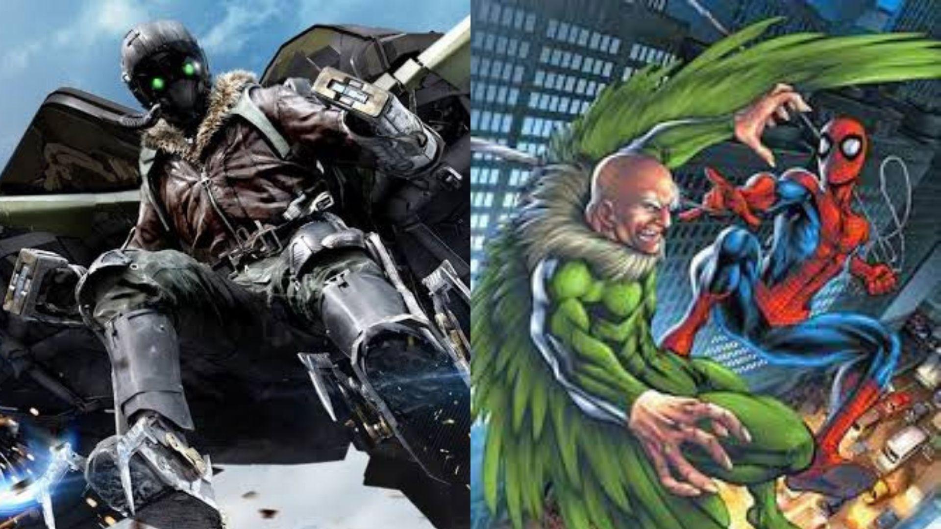 【スパイダーマン】バルチャーの強さ・能力・誕生・活躍について解説!【マーベル原作】