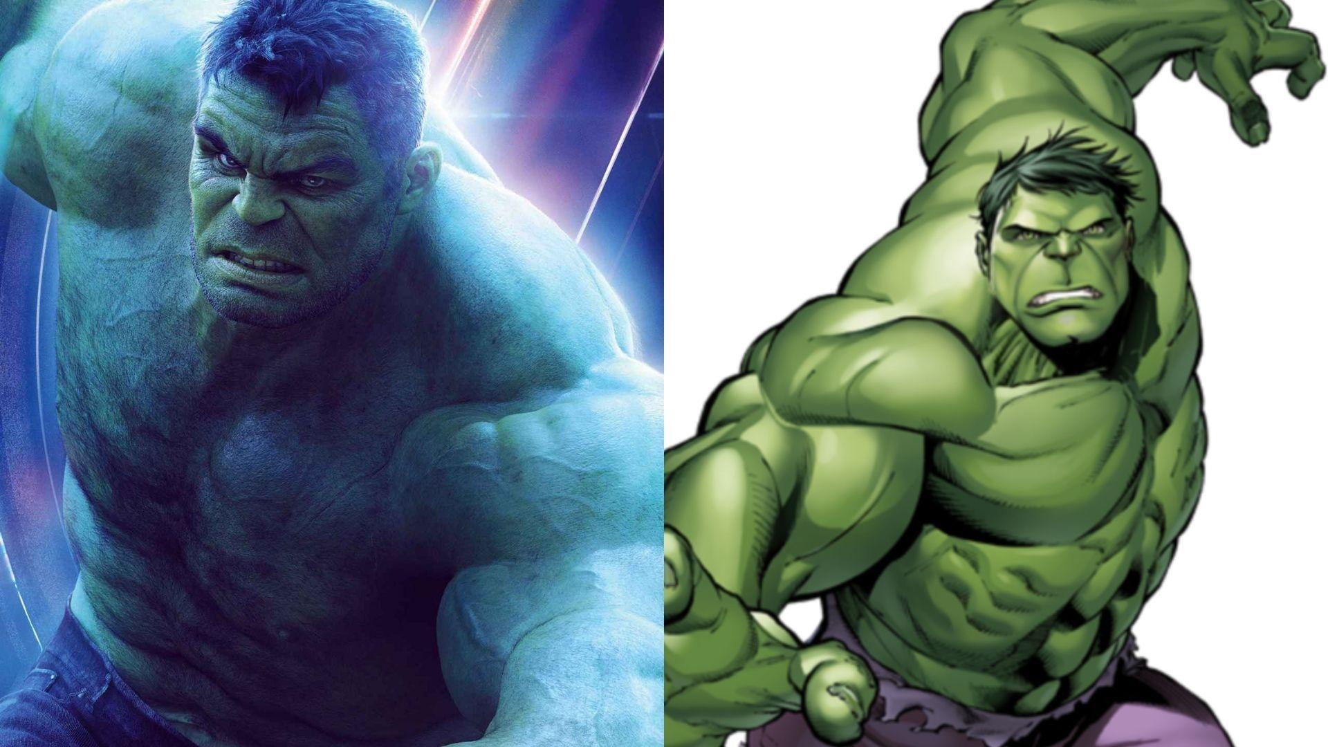【アベンジャーズ】ハルクの強さ・能力について解説!【マーベル原作】