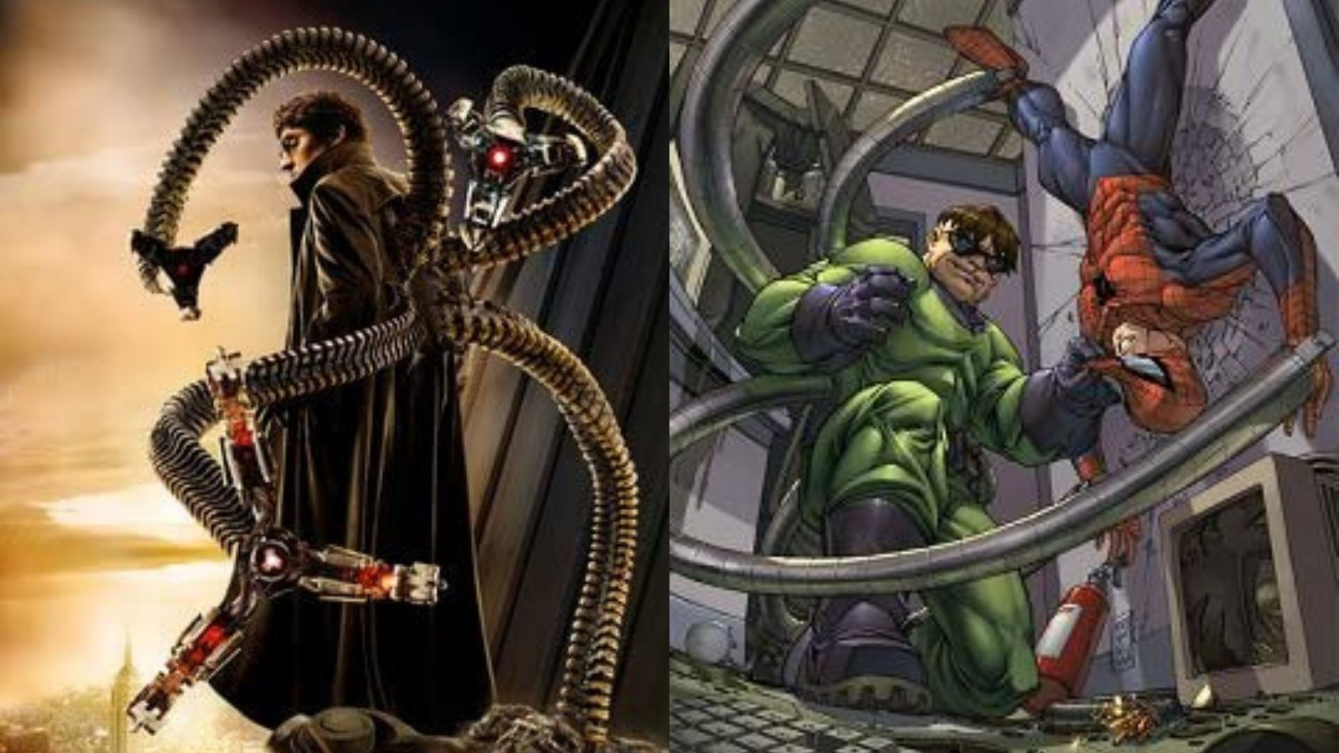 【スパイダーマン】ドクター・オクトパスの強さ・能力・誕生・活躍について解説!【マーベル原作】