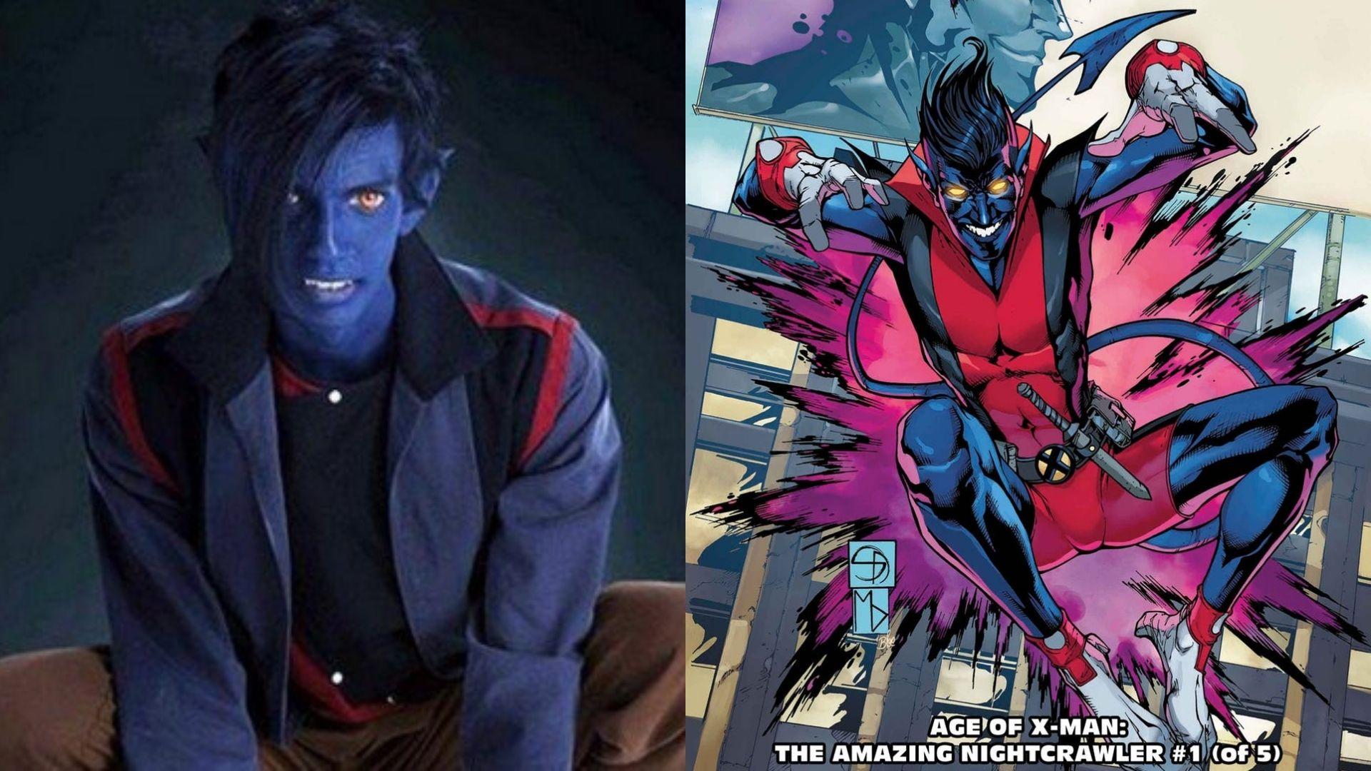 【X-MEN】ナイトクローラーの強さ・能力・誕生・活躍について解説!【マーベル原作】