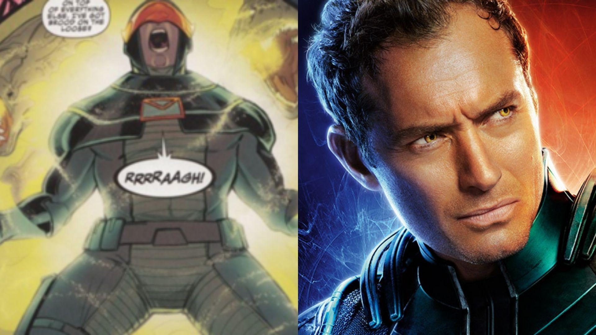 【キャプテン・マーベル】ヨン・ログの強さ・能力について解説!【マーベル原作】