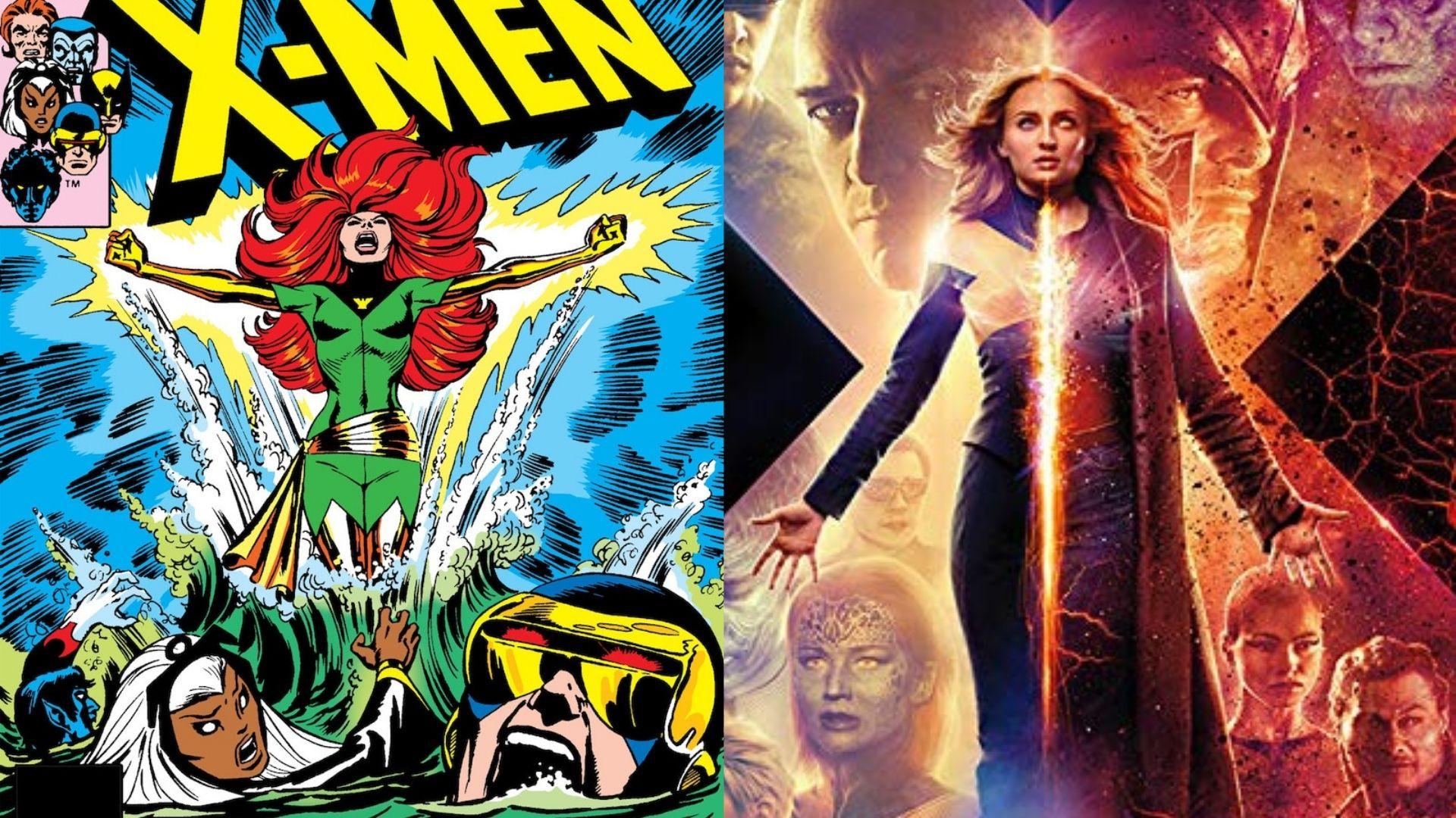 【X-MEN】ジーン・グレイ(マーベルガール)の強さ・能力・誕生・活躍について解説!【マーベル原作】
