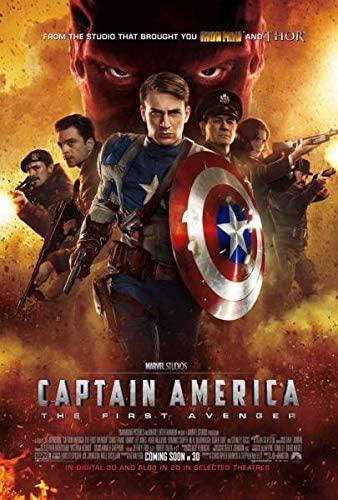 【マーベル映画】『キャプテン・アメリカ』のあらすじ、登場ヒーロー・ヴィラン一覧【MCUネタバレ注意】